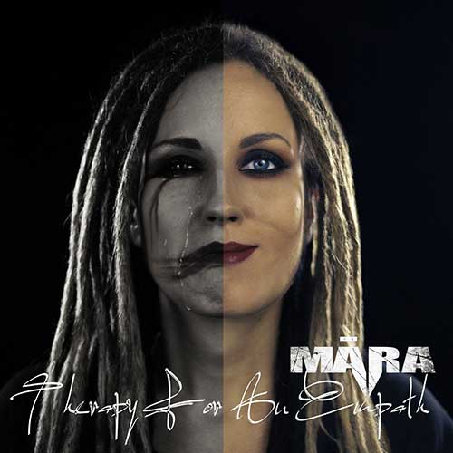 MĀRA, Therapy For An Empath, EP Cover 2018