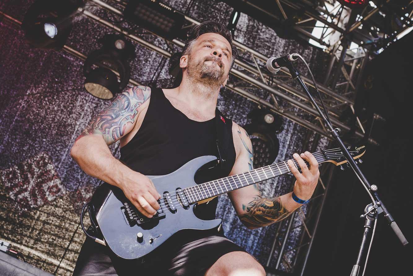 Denis Melnik, Guitarist