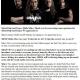 Interview Mara Lisenko - Metal Pupl And Paper - Sep 2018