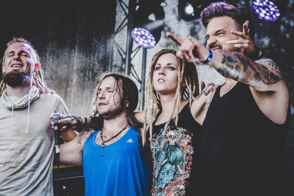Mara at Metal Show 2018