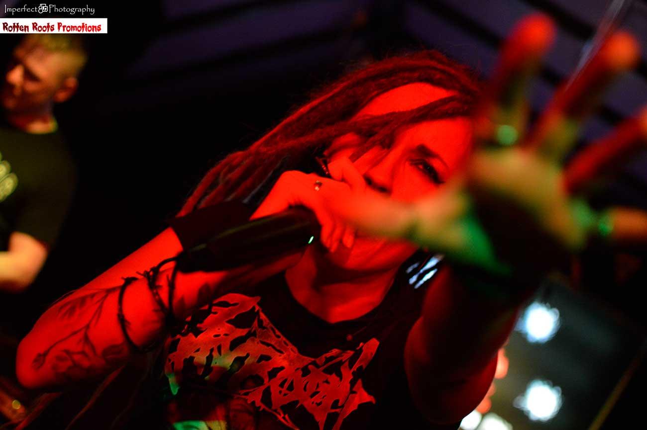 Māra live on Festival