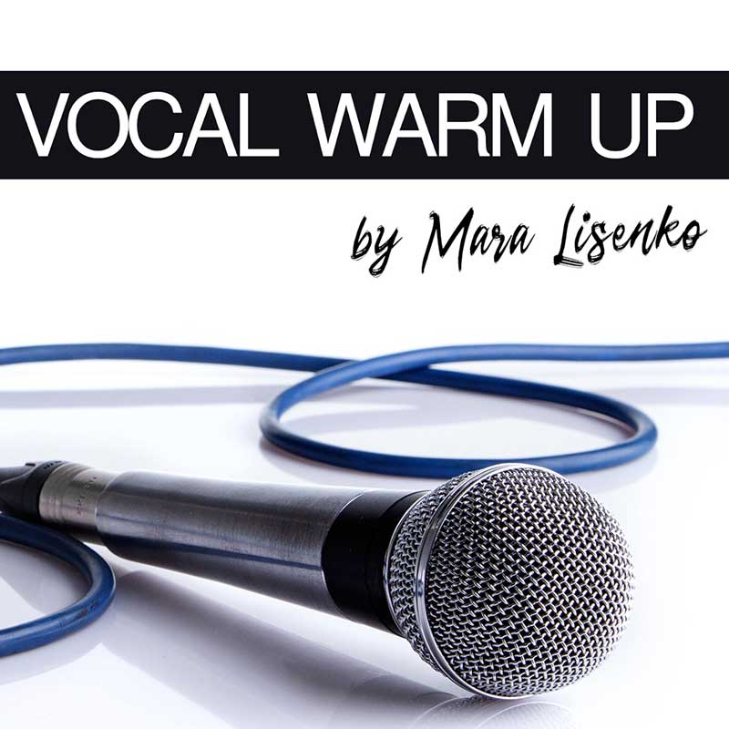 Vocal Warm-up by Mara Lisenko