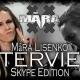 Skype Intervview Mara Lisenko