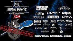 MARA at Rock Metal Dayz 2021