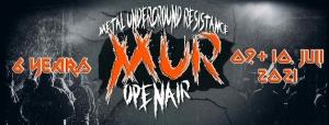 Metal Underground Resistance Open Air 2021